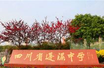 四川省遂宁市蓬溪中学校